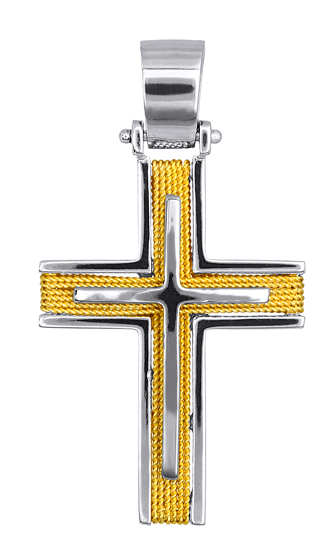 Σταυροί Βάπτισης - Αρραβώνα ΣΤΑΥΡΟΙ ΒΑΠΤΙΣΗΣ ΑΡΡΑΒΩΝΑ 016547 016547 Ανδρικό Χρυσός 14 Καράτια