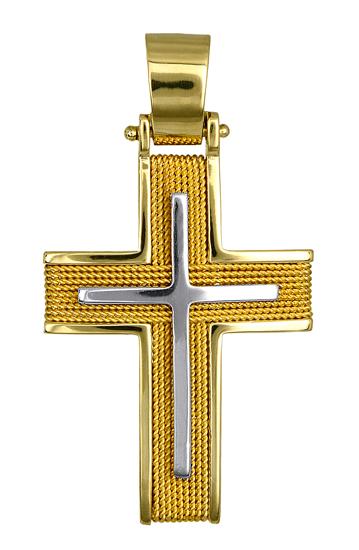 Σταυροί Βάπτισης - Αρραβώνα ΟΙΚΟΝΟΜΙΚΟΙ ΧΡΥΣΟΙ ΣΤΑΥΡΟΙ Κ14 016564 016564 Ανδρικό Χρυσός 14 Καράτια