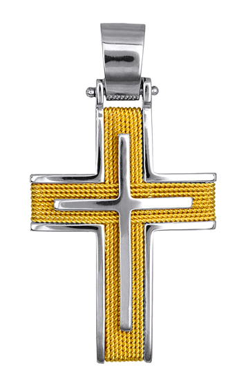 Σταυροί Βάπτισης - Αρραβώνα ΟΙΚΟΝΟΜΙΚΟΙ ΑΝΔΡΙΚΟΙ ΣΤΑΥΡΟΙ 016566 016566 Ανδρικό Χ σταυροί βάπτισης   γάμου σταυροί βάπτισης   αρραβώνα