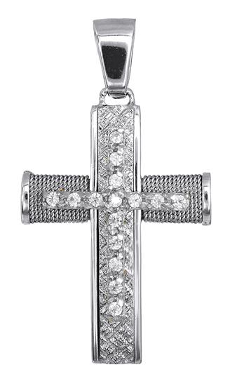 Σταυροί Βάπτισης - Αρραβώνα ΣΤΑΥΡΟΙ ΓΥΝΑΙΚΕΙΟΙ 016574 016574 Γυναικείο Χρυσός 14 Καράτια