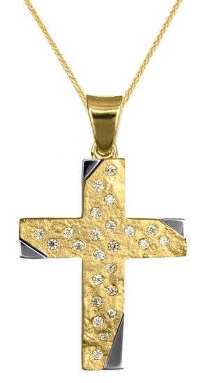 Βαπτιστικοί Σταυροί με Αλυσίδα Βαπτιστικά Πακέτα - Οικονομικοί Χρυσοί Σταυροί 01 σταυροί βάπτισης   γάμου βαπτιστικοί σταυροί με αλυσίδα
