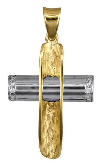 Σταυροί Βάπτισης - Αρραβώνα ΣΤΑΥΡΟΙ ΓΙΑ ΚΟΡΙΤΣΙ 016623 016623 Γυναικείο Χρυσός 9 Καράτια