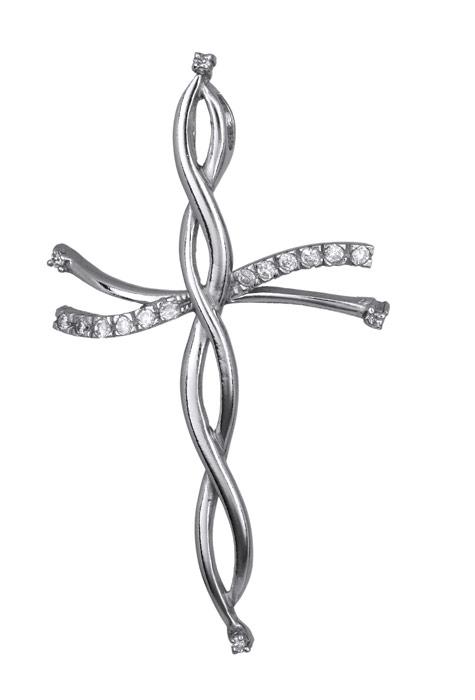 ΣΤΑΥΡΟΣ ΣΕ ΑΣΗΜΙ 925 016649 Ασήμι ασημένια κοσμήματα σταυροί