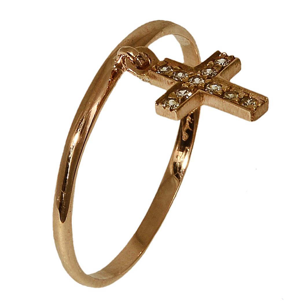 Δαχτυλίδια σε Ροζ Χρυσό 016673 Χρυσός 14 Καράτια