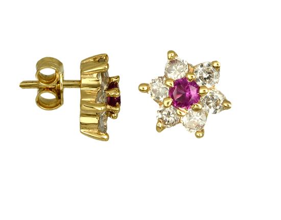 ΧΡΥΣΑ ΣΚΟΥΛΑΡΙΚΙΑ ONLINE 016690 016690 Χρυσός 14 Καράτια χρυσά κοσμήματα σκουλαρίκια καρφωτά