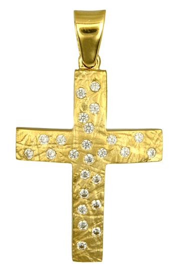 Σταυροί Βάπτισης - Αρραβώνα ΚΟΣΜΗΜΑΤΑ - ΣΤΑΥΡΟΙ ΓΥΝΑΙΚΕΙΟΙ 016727 016727 Γυναικείο Χρυσός 14 Καράτια