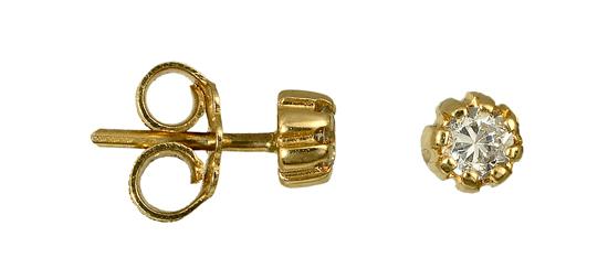 ΣΚΟΥΛΑΡΙΚΙΑ ONLINE 016849 016849 Χρυσός 14 Καράτια