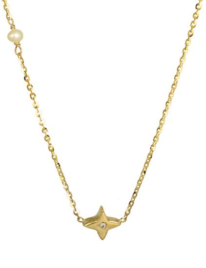 Κολιέ χρυσό 016919 Χρυσός 14 Καράτια χρυσά κοσμήματα κολιέ