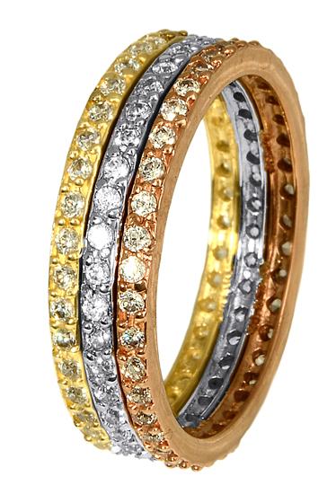 Δαχτυλίδι Χρωματιστό 016945 Χρυσός 14 Καράτια