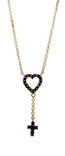 ΚΟΛΙΕ ΧΡΥΣΟ 017046 Χρυσός 14 Καράτια χρυσά κοσμήματα κολιέ