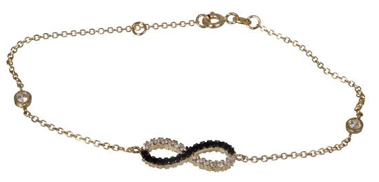 Χρυσό Βραχιόλι Κ14 017055 Χρυσός 14 Καράτια