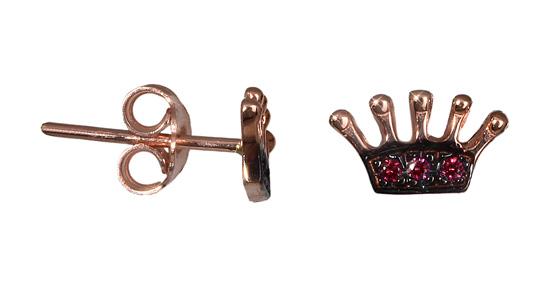 Σκουλαρίκια γυναικεία 017061 Χρυσός 14 Καράτια