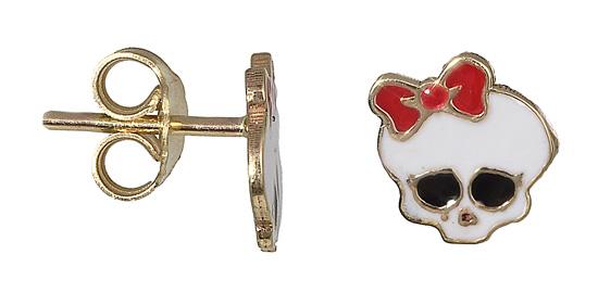 Παιδικά σκουλαρίκια 017065 Χρυσός 14 Καράτια