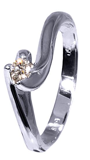 Μονόπετρο με Διαμάντι 017085 017085 Χρυσός 18 Καράτια