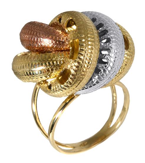 Δαχτυλίδι Κ14 017246 Χρυσός 14 Καράτια
