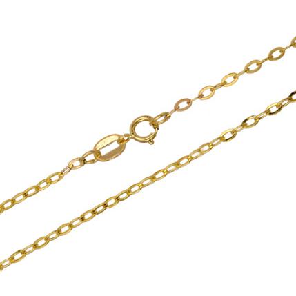 Αλυσίδα χρυσή γυναικεία 017323 Χρυσός 14 Καράτια
