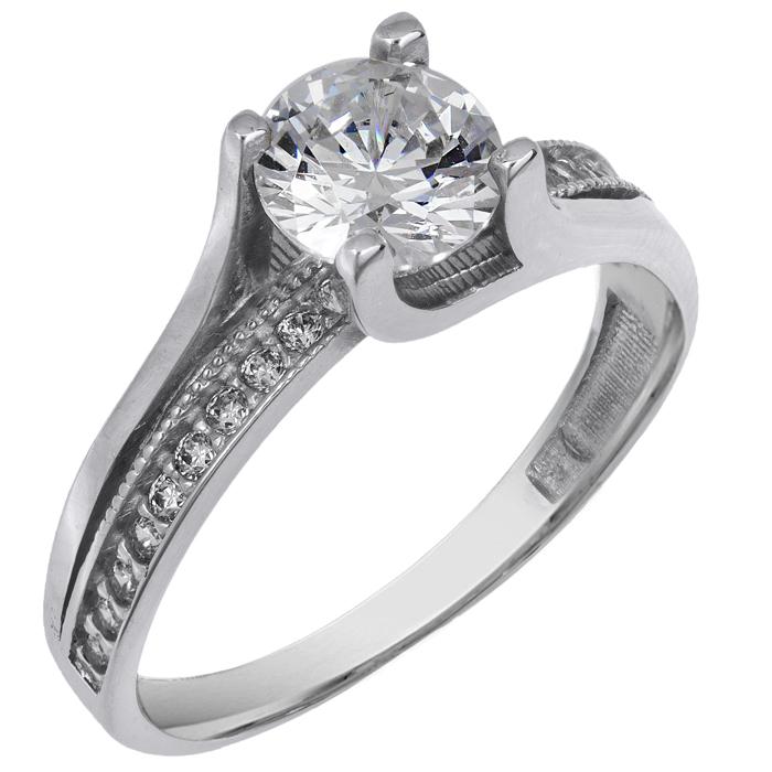 Δαχτυλίδι χρυσό Κ14 017345 Χρυσός 14 Καράτια