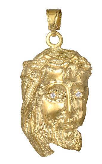 Φυλαχτό από χρυσό 017490 017490 Χρυσός 14 Καράτια