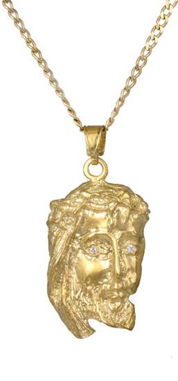 Χρυσό φυλαχτό Κ14 c017490 017490C Χρυσός 14 Καράτια