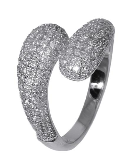 Ασημένιο δαχτυλίδι - σχέδιο δέσιμο 017638 017638 Ασήμι