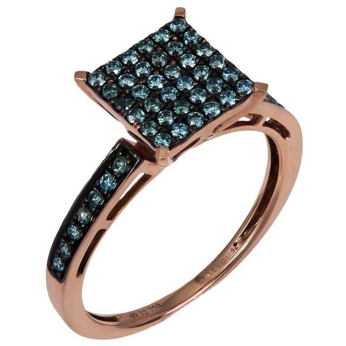 Δαχτυλίδι με διαμάντια 017720 017720 Χρυσός 18 Καράτια χρυσά κοσμήματα δαχτυλίδια με μαργαριτάρια και διάφορες πέτρες