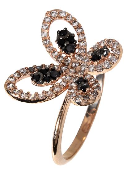 Δαχτυλίδι πεταλούδα 018108 018108 Χρυσός 14 Καράτια