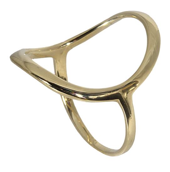 Δαχτυλίδι χρυσό 14Κ 018229 018229 Χρυσός 14 Καράτια