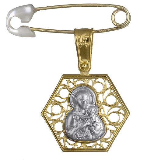 Φυλαχτό χρυσό 14Κ 018499 018499 Χρυσός 14 Καράτια