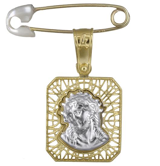 Φυλαχτό χρυσό 14Κ 018502 018502 Χρυσός 14 Καράτια