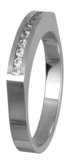 Δαχτυλίδι σειρέ με brilliant 018602 018602 Χρυσός 18 Καράτια