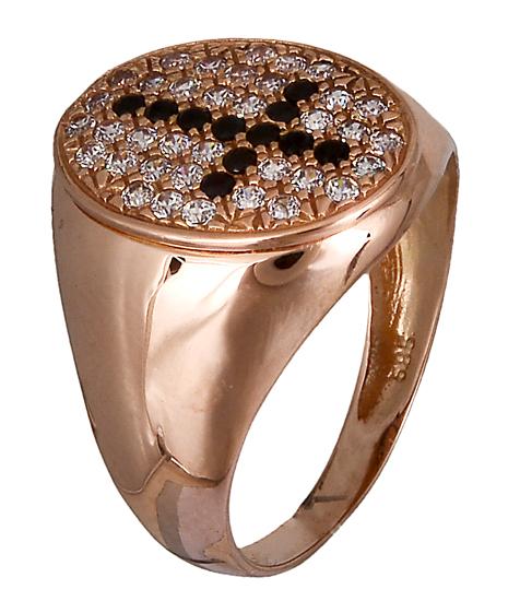 Δαχτυλίδι σεβαλιέ Κ14 019108 019108 Χρυσός 14 Καράτια