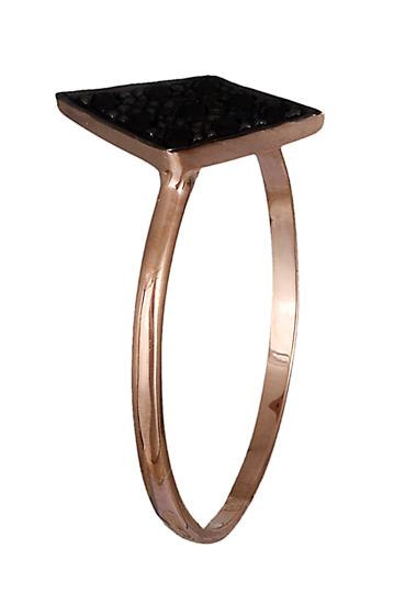Δαχτυλίδι ροζ χρυσό Κ14 019113 019113 Χρυσός 14 Καράτια