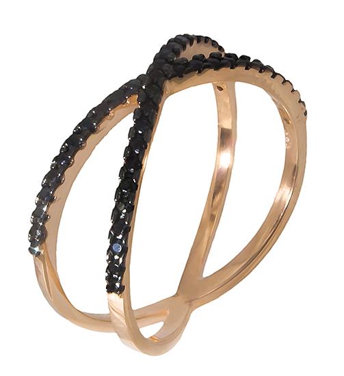 Δαχτυλίδι ροζ χρυσό 14K 019203 019203 Χρυσός 14 Καράτια