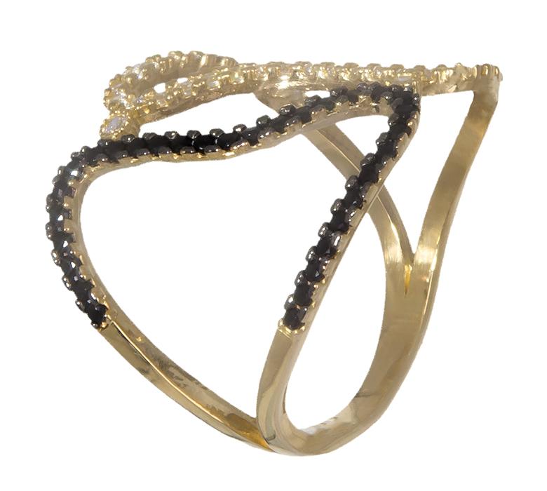Χρυσό δαχτυλίδι 14K 019334 019334 Χρυσός 14 Καράτια