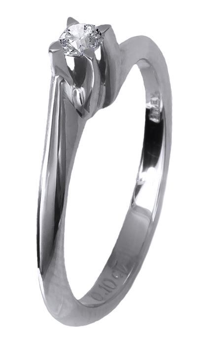 Χειροποίητο μονόπετρο δαχτυλίδι 18Κ 019470 019470 Χρυσός 18 Καράτια ... c7cee1e1e4e