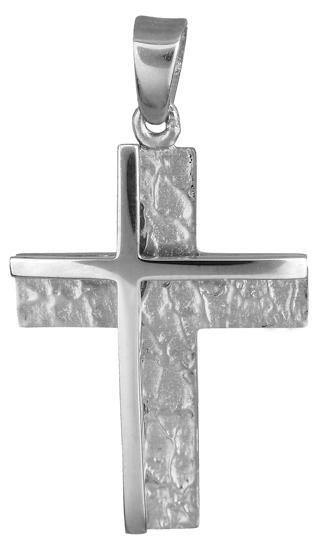 Σταυροί Βάπτισης - Αρραβώνα Βαπτιστικός σταυρός αντρικός 14Κ 019777 019777 Ανδρικό Χρυσός 14 Καράτια