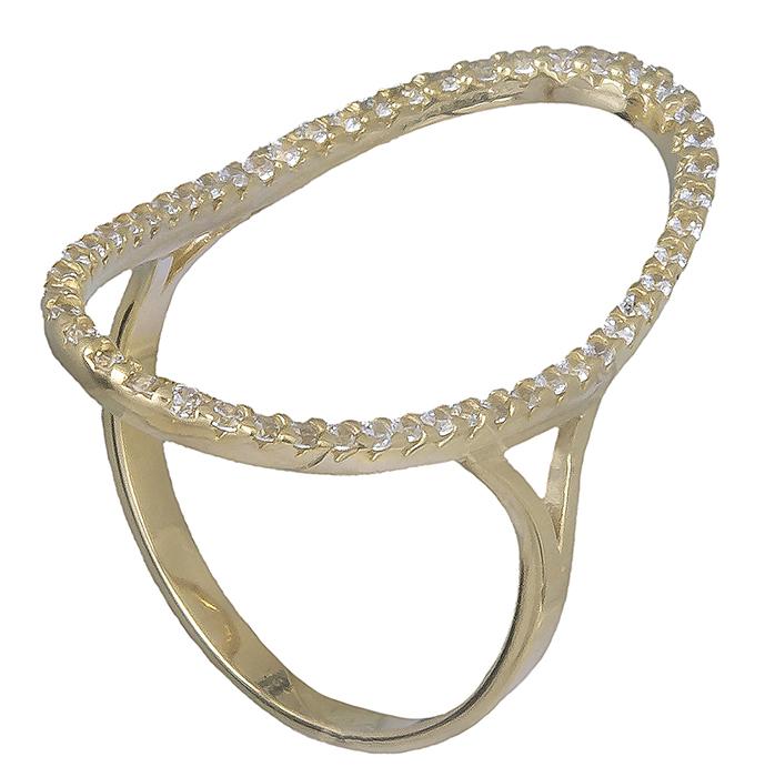 Χρυσό δαχτυλίδι Κ14 019797 019797 Χρυσός 14 Καράτια