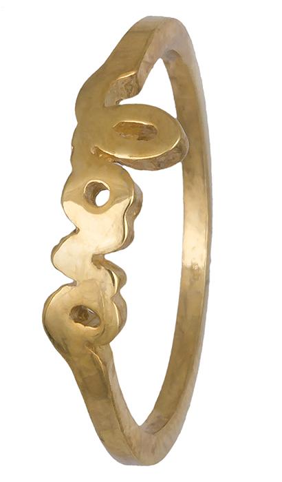 Δαχτυλίδι love 925 019842 019842 Ασήμι