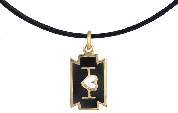 Χρυσό κολιέ Κ14 019847 019847 Χρυσός 14 Καράτια