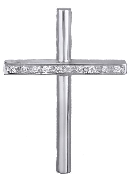 Σταυροί Βάπτισης - Αρραβώνα Γυναικείος σταυρός με αλυσίδα Κ18 019900 019900 Γυναικείο Χρυσός 18 Καράτια