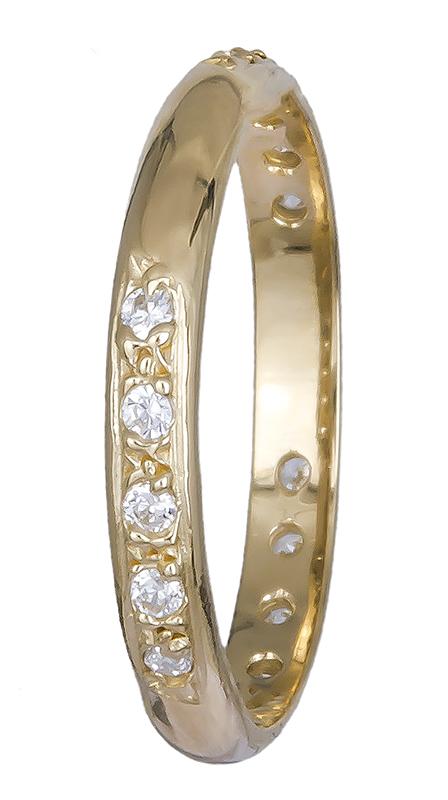 Γυναικείο δαχτυλίδι χρυσό 14Κ 020759 020759 Χρυσός 14 Καράτια