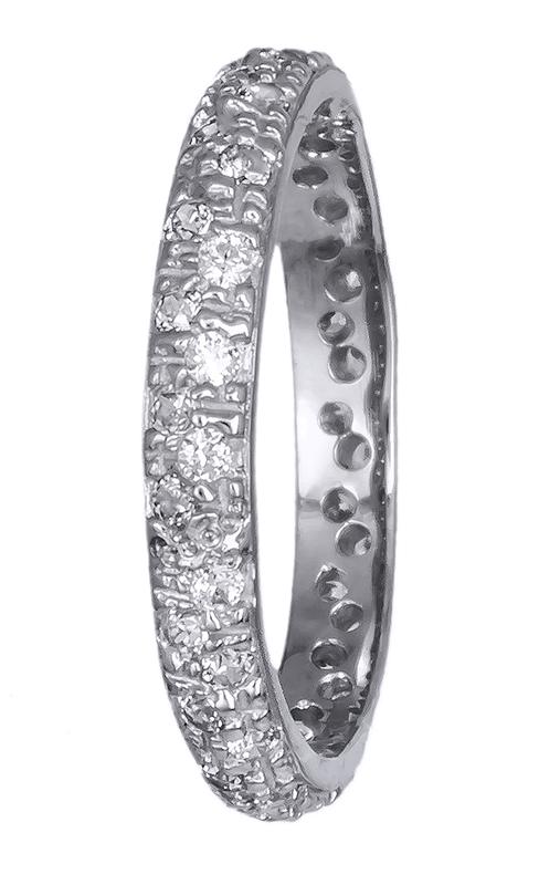 Λευκόχρυσο δαχτυλίδι 14Κ 002094 002094 Χρυσός 14 Καράτια