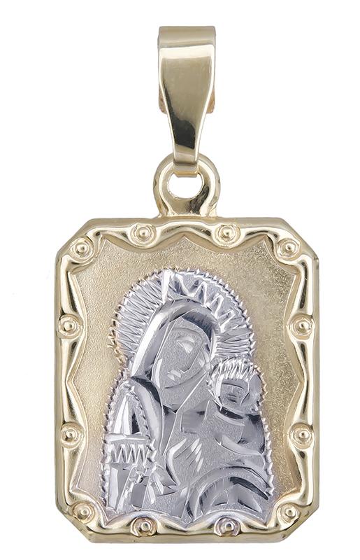 Χρυσό φυλαχτό κρεμαστό Κ14 για κορίτσι 020998 020998 Χρυσός 14 Καράτια