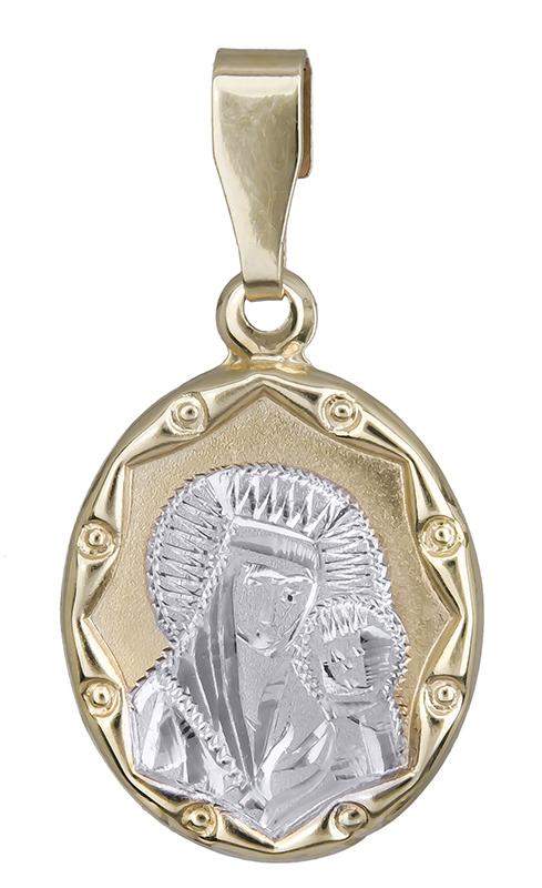 Χρυσό φυλαχτό Κ14 για κορίτσι 020999 020999 Χρυσός 14 Καράτια