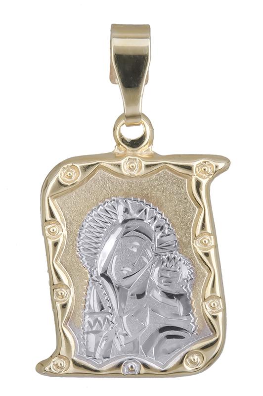 Χρυσό φυλαχτό κρεμαστό Κ14 021008 021008 Χρυσός 14 Καράτια