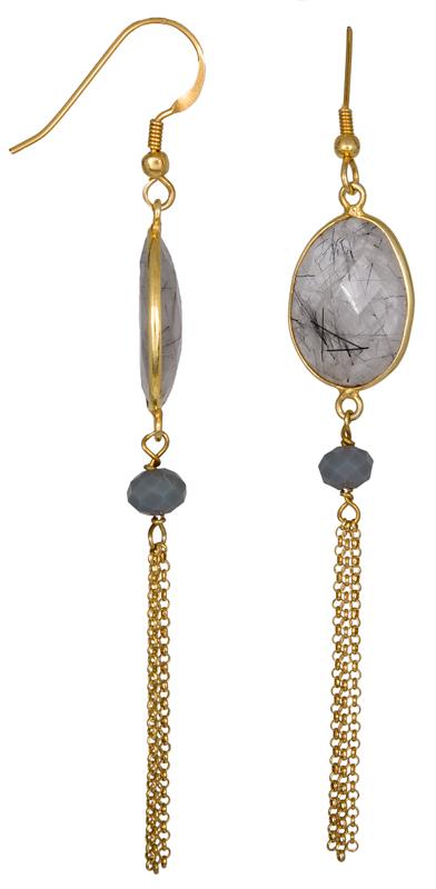 Γυναικεία σκουλαρίκια 925 021549 021549 Ασήμι