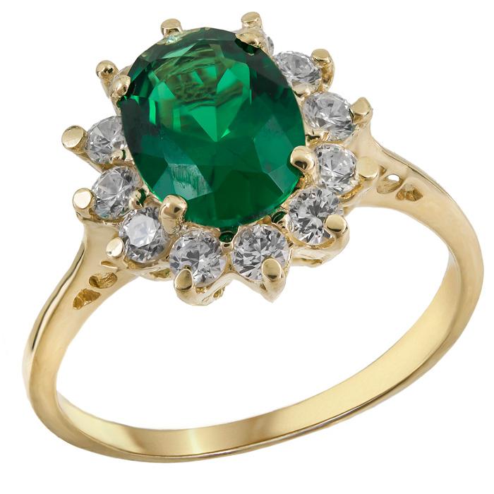 Χρυσό δαχτυλίδι Κ14 021619 021619 Χρυσός 14 Καράτια