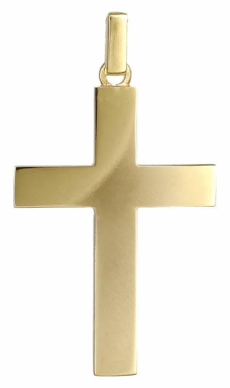 Σταυροί Βάπτισης - Αρραβώνα Χρυσός σταυρός 14Κ 021663 021663 Ανδρικό Χρυσός 14 Καράτια