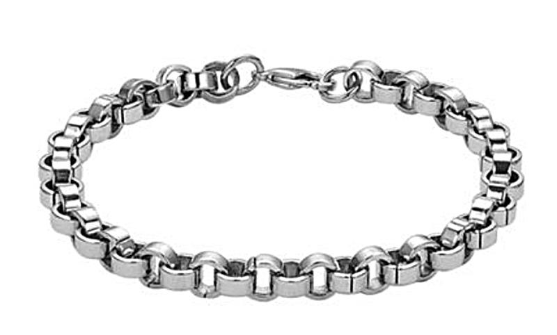 Ατσάλινη καδένα χεριού Ascot BG/017 BG/017 Ατσάλι fashion jewels ascot βραχιόλια   χειροπέδες