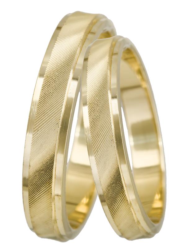 Χρυσές βέρες γάμου Κ14 021897 021897 Χρυσός 14 Καράτια